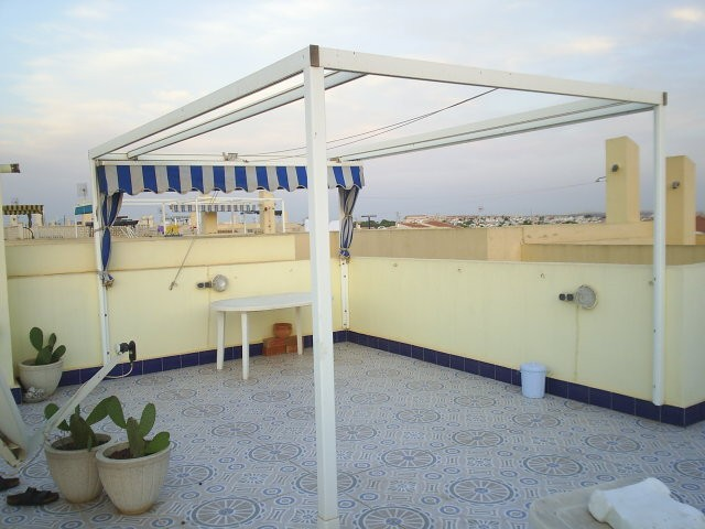 Private Roof Terrace Pic 2 San Luis Sun Holidays Spain